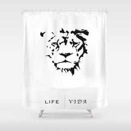 Vida & Life Shower Curtain