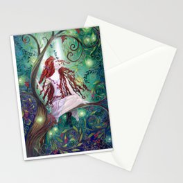 Forest Fairy Stationery Cards