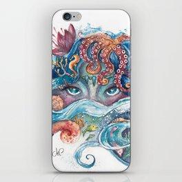SEA NYMPH iPhone Skin