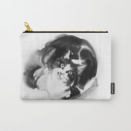 Our tuxedo cat, Fulopke Carry-All Pouch