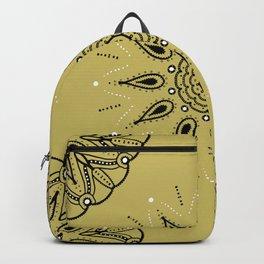 Central Mandala Dijon Backpack
