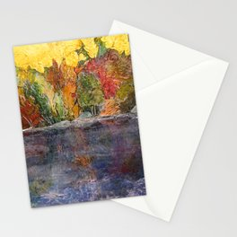 Pause and Reflect II Stationery Cards