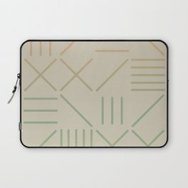 Geometric Shapes 11 Gradient Laptop Sleeve
