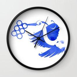 Heron (Keep it clean) Wall Clock