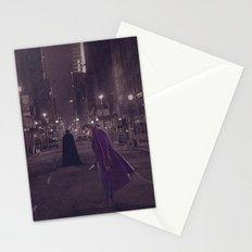 Gotham Nights Stationery Cards