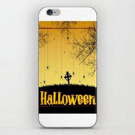 Halloween iPhone Skin
