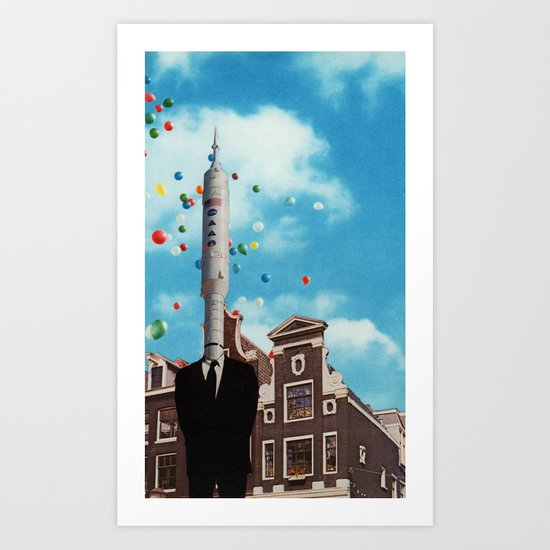They Don't Know, They Never Knew Art Print