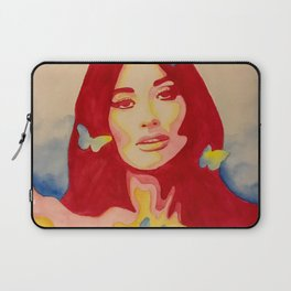You Give Me Butterflies Spacey Kacey Laptop Sleeve