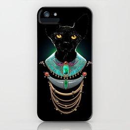 Sphynx Cat : Animaluxury 01 iPhone Case