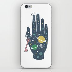 The Secret of Space iPhone & iPod Skin