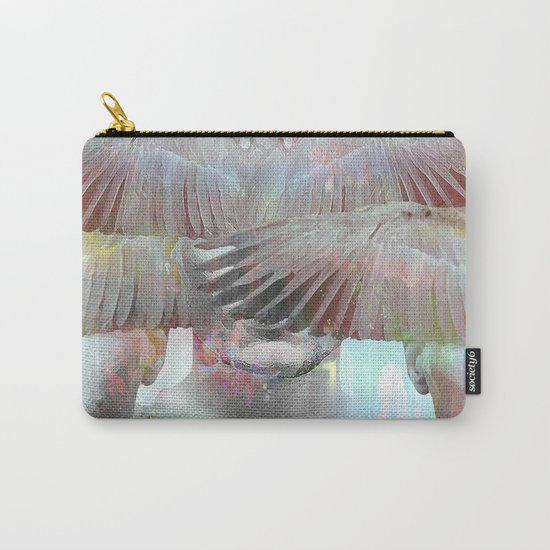 Lambs mystic Carry-All Pouch