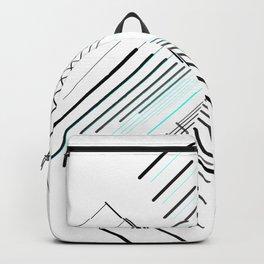 Galaxy Minimal abstract / geometric Backpack