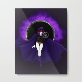 Mysterious Color Metal Print