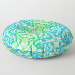 Ethnic Tribal Pattern G325 Floor Pillow