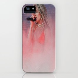 Halsey 31 iPhone Case