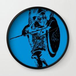 Greek Hoplite - Ancient Warfare Wall Clock