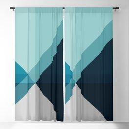 Geometric 1704 Blackout Curtain