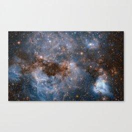 Papillon Nebula Galaxy Canvas Print