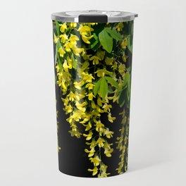 GOLDEN CHAIN TREE LABURNUM ALPINUM Travel Mug