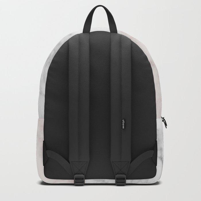 Marble wordl Backpack