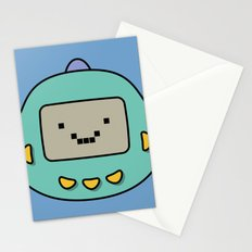 Tamagotchi Stationery Cards