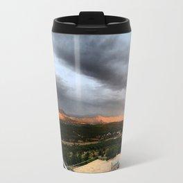 Catch a double full rainbow Travel Mug
