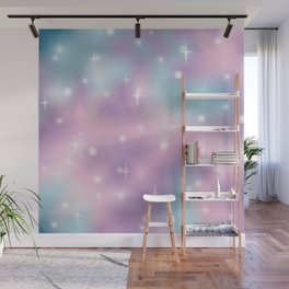 Pastel sky for the dreamers of the dreams Wall Mural