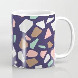 Colorful Modern Terrazzo Vector Pattern Coffee Mug