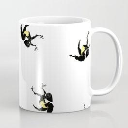 Failing at Falling Coffee Mug