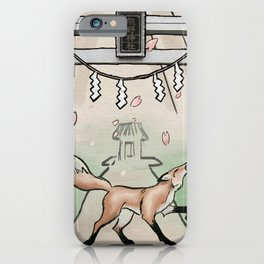 My Own Self iPhone Case