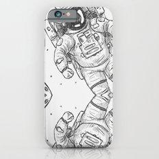 astro Traveller Retro Slim Case iPhone 6s