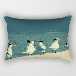 Royal Tern Rectangular Pillow