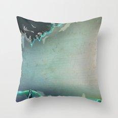 L'éveil Throw Pillow
