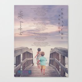 SWEET CREATURE Canvas Print
