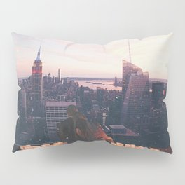 New York City Romance Pillow Sham