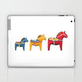 Dala horses Laptop & iPad Skin