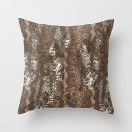 Luxury Animal Print Throw Pillow