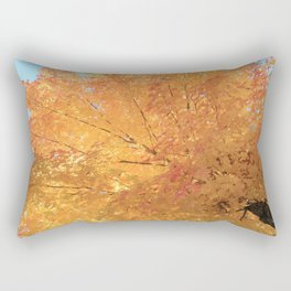 Autumn Explosion Rectangular Pillow