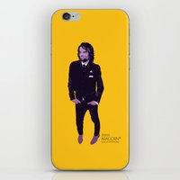 aragorn iPhone & iPod Skins featuring 2000's Aragorn by LoweakGraph