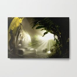 Zen Pool - Costa Rica ( Limited work of 10 prints) Metal Print