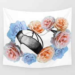 Kiss It Wall Tapestry