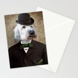 Sir Kansas - Wheaten Terrier Stationery Cards