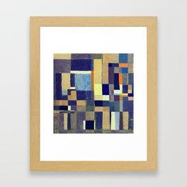 Athletics Framed Art Print