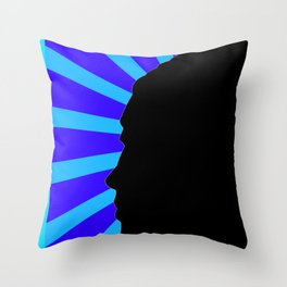 """The Many """"Me's"""" Throw Pillow"""
