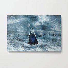 Her Journey Metal Print