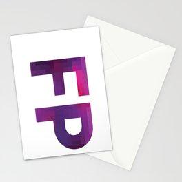 FALSE PERSPECTIV Stationery Cards