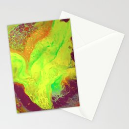 Electric Ooze Stationery Cards