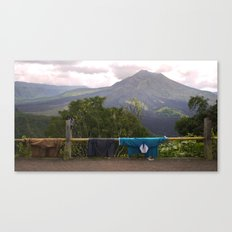 Let's Do Our Laundry Canvas Print