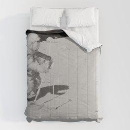 Apollo 16 - Collecting Lunar Samples Comforters