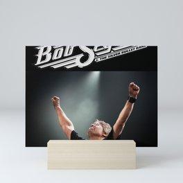 bob seger & the silver bullet band tour dates 2021 sariawan Mini Art Print